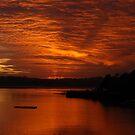 Annisquam Sunset by Sam Davis