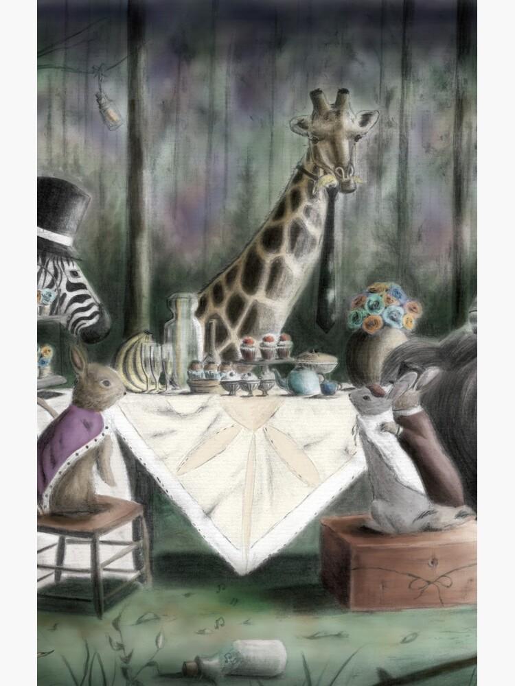'Animal High Tea' by Sharntay