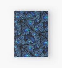 Frozen Lace Hardcover Journal
