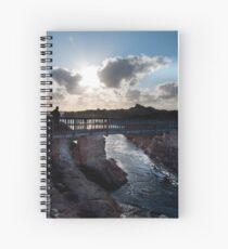 Canal Rocks, Western Australia Spiral Notebook