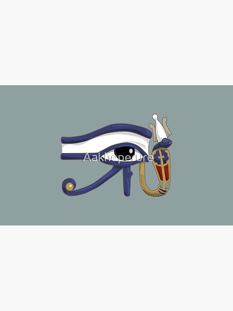 Das Auge des Ra: Wedjet Oberägypten von Aakheperure