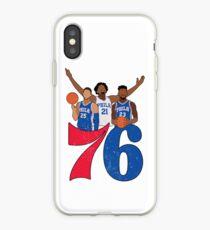 Sixers iPhone Case