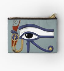 The Eye of Ra: Wedjet Lower Egypt Studio Pouch