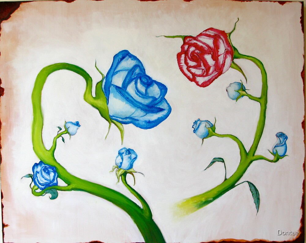 Roses Family Tree by Dontae