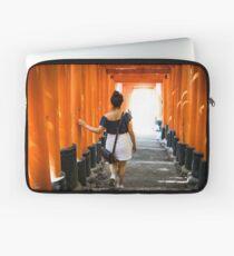 Fushimi Inari Laptop Sleeve