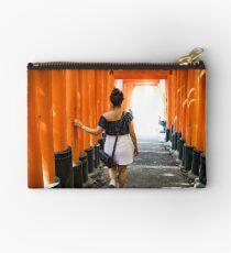 Fushimi Inari Zipper Pouch