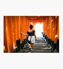 Fushimi Inari Photographic Print