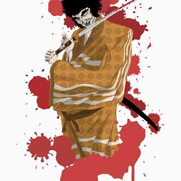 Samurai Scourge by Severedhand