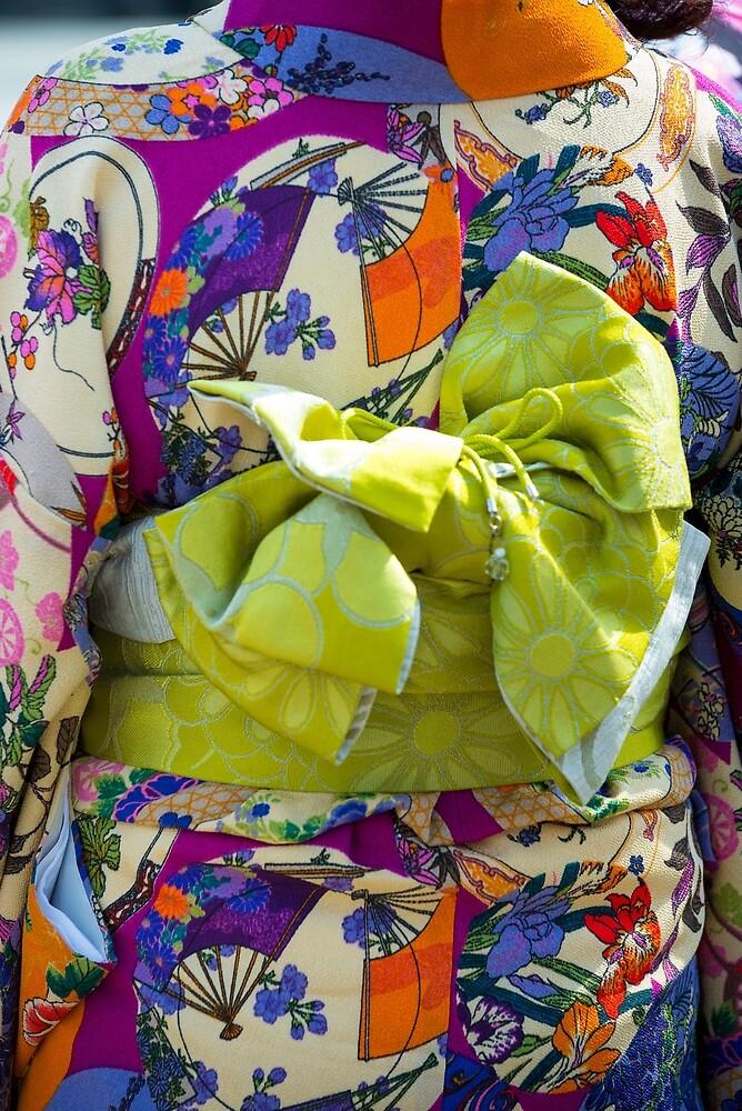Kimono by Mark Eden