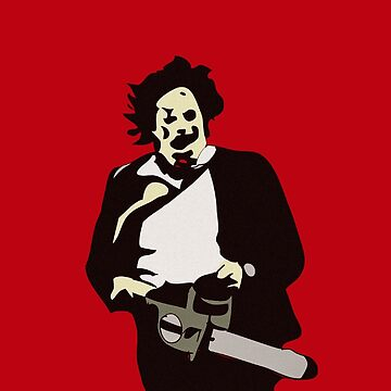 Leatherface Texas Chainsaw Massacre  by FrenchToasty