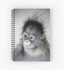 Little Orphan Spiral Notebook