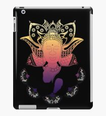 Psychedelic Lotus iPad Case/Skin