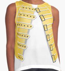 Yellow Jacket cosplay Sleeveless Top