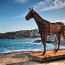 Trojan Horse by Leigh Nelson
