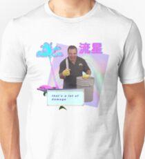 Vaporwave Pewdiepie dank meme Phil Swift Flex Tape Seal Aesthetic Unisex T-Shirt