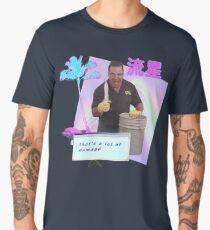 Vaporwave Pewdiepie dank meme Phil Swift Flex Tape Seal Aesthetic Men's Premium T-Shirt