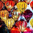 Lanterns of Hoi An II by TRVLR