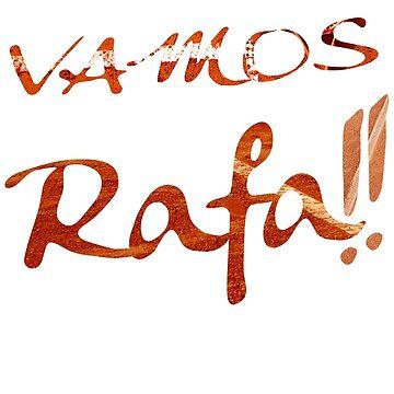 GO RAFA (SO) by AVenkmanDesign