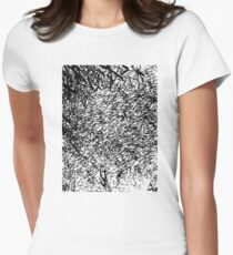 Ink Women's Fitted T-Shirt