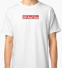 Das Carlyle Supremium - Öl und Gas Classic T-Shirt