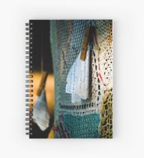 """""""I am so sorry for hurting you..."""" Spiral Notebook"""