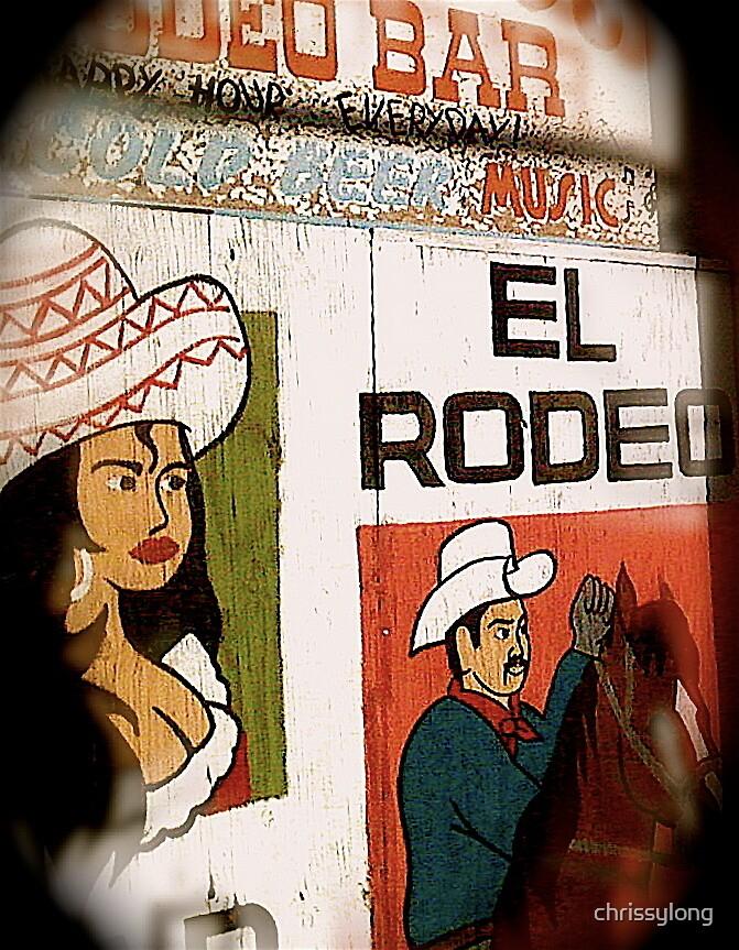 El Rodeo Bar by chrissylong