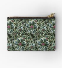 Holly Holly Holly (pattern) Studio Pouch