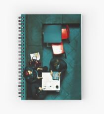 Private Discourse Spiral Notebook