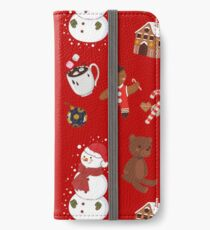Christmas time iPhone Wallet/Case/Skin