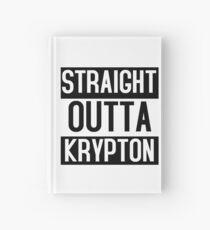 Straight Outta Krypton Hardcover Journal