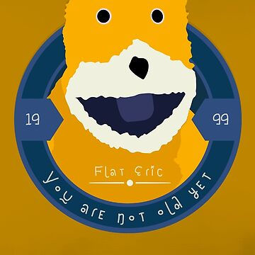 Flat Eric - 90s by GiGi-Gabutto