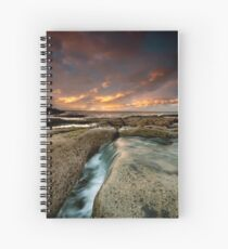 Pour Spiral Notebook