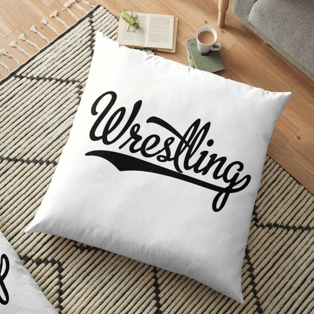 Wrestling  Bodenkissen