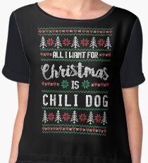 Chili Dog Design Illustration T Shirts Redbubble