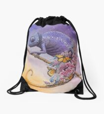 Chameleon Drawstring Bag