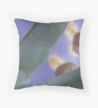 prints we leave Throw Pillow