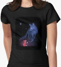 Celestial Women's Fitted T-Shirt