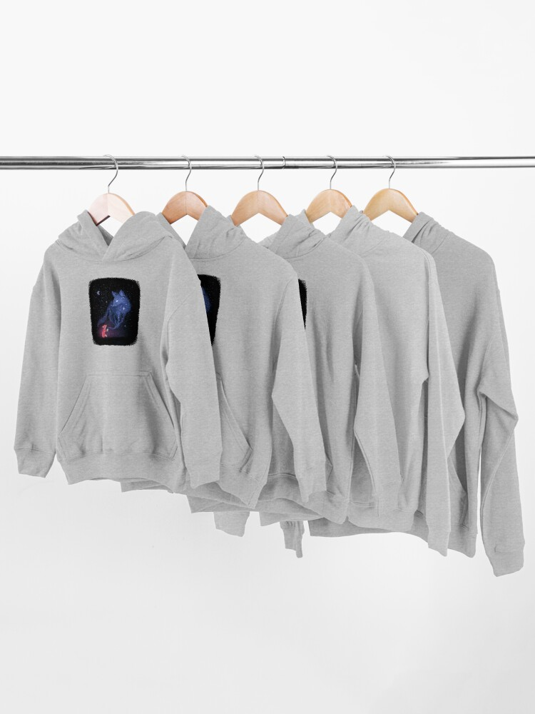Alternate view of Celestial Kids Pullover Hoodie