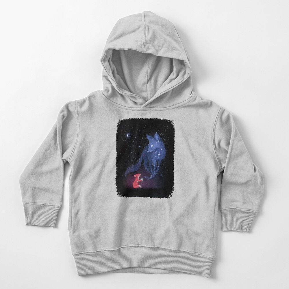 Celestial Toddler Pullover Hoodie