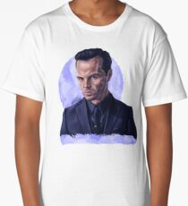 Person of Interest (Jim Moriarty) Long T-Shirt