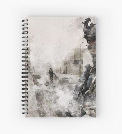 US Army Sapper Spiral Notebook
