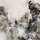 US Army Sapper by 1SG Little Top