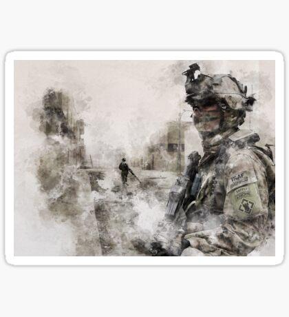 US Army Sapper Sticker