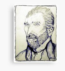 Vincent Canvas Print