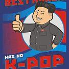 No K-Pop by Adams Pinto