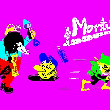 Gaming [ZX Spectrum] - Wanted: Monty Mole by ccorkin