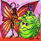 Insect Love by Anthropolog