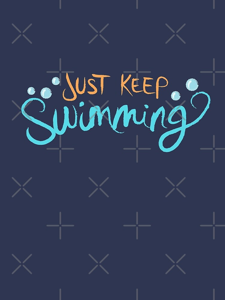 Just Keep Swimming by LivelyLexie