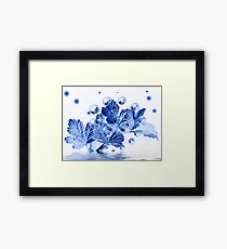 Childs Garden of Dreams Framed Print