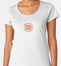 Camiseta premium para mujer ¡Gracias a los fenicios!